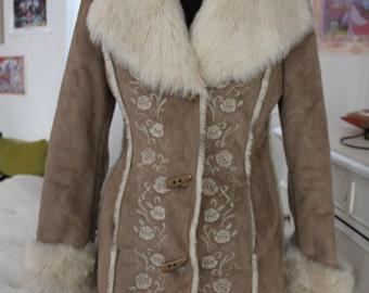 Funky Penny Lane Coat