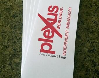 Plexus Brochure (personalized) sku435