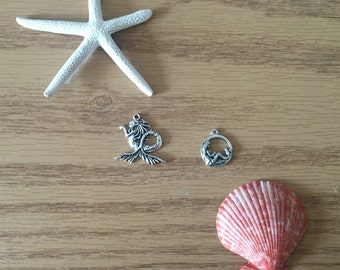 Mermaid choker, mermaid necklace, beach necklace