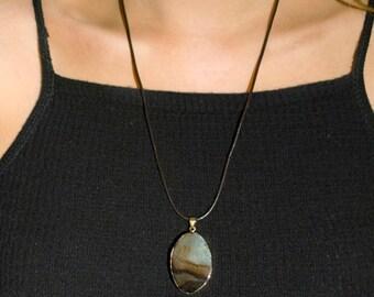 SALE**** Gemstone Pendant Necklace