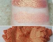 Aphrodite - Peach-Gold, Orange-Gold, Mineral Eyeshadow, Mineral Makeup