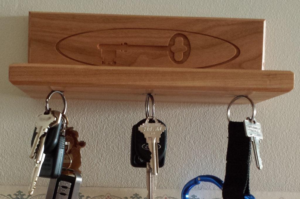 Magnetic Key Holder Wall Mounted Key Holder Key Rack Key