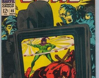 Daredevil 46 Nov 1968 FI+ (6.5)