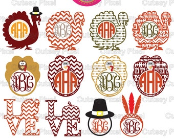 Thanksgiving svg projects, Turkey svg,fall svg, cricut projects, cutting file, Cricut Design Space, Silhouette Studio,Digital Cut Files