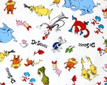 dr seuss baby sheet cat in the hat fitted crib sheet dr seuss nursery