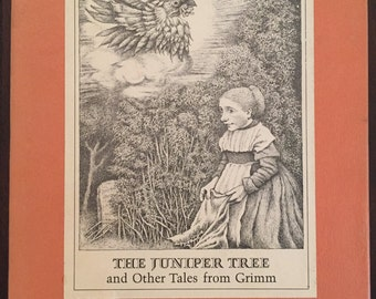 The Juniper Tree and Other Tales from Grimm, Vol. I and II; illustrated by Maurice Sendak (1973)