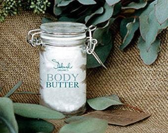 Organic Body Butter Travel Size