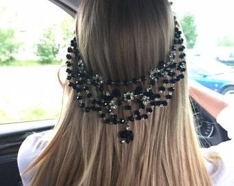 Hair Jewelry Elayna, Head Piece
