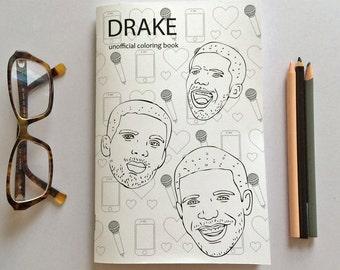 Drake Coloring Book