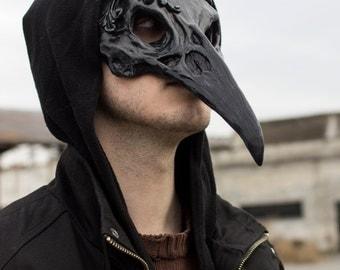 Raven Skull Mask