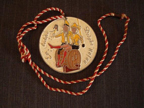 German Carnival Medal,