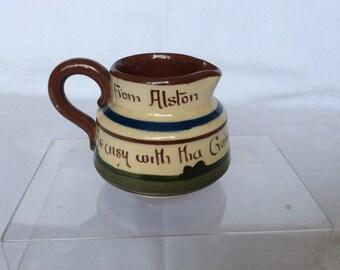 Torquay Pottery motto ware jug