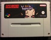 Castlevania Vampires Kiss, Repro, for Super Nintendo SNES
