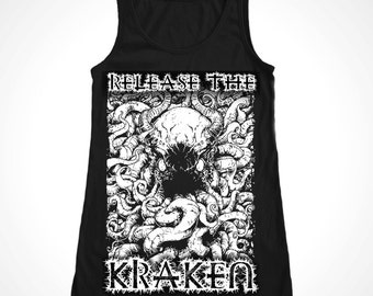 Release the Kraken Men's Tank