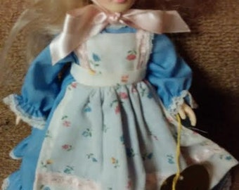 REDUCED Doll Effanbee Doll Caroline New Extra Dress - NO TRUNK
