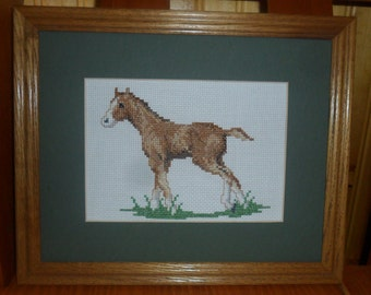 Horse Cross Stitch
