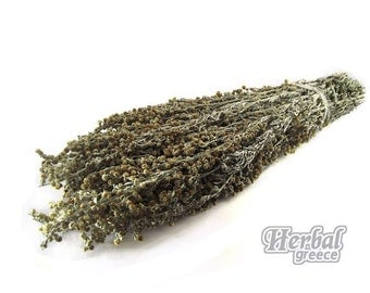 Wormwood, Absinthe, Dried, Whole Herb 100g (3.5oz.)