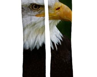 Eagle Cool Animal Socks Unique Gift Birthday Kids