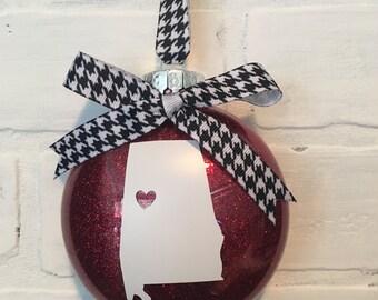 Alabama - College Team Ornament