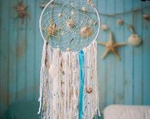 Large white lace dreamcatcher. Dream catcher.dream catcher hippie dream catcher.wall hanging dreamcatcher.Bohemian Wedding