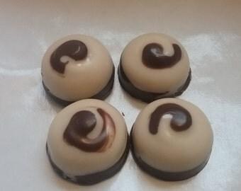 Irish Cream Chocolates