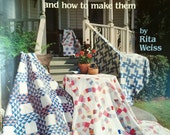 American School of Needlework Grandmothers' Quilts and How to Make Them book #4119 by Rita Weiss