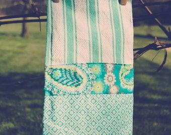 Fancy Tea Towel