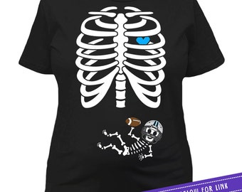 Maternity Halloween Shirt Expecting Announcement T Shirt Football Baby Clothes Maternity Outfits Pregnancy Wear Mom To Be Ladies Tee MAT-799