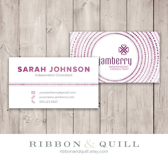 Ribbonandquill jamberry nails business card mandala custom pdf jamberry nails business card mandala custom pdf printable template consultant vista reheart Image collections