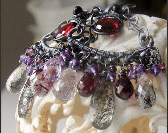 The EVA .....earrings