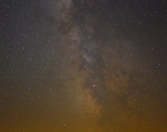 Milky Way, Algonquin Park, Lake of Two Rivers, Night Sky, Stars, Lake