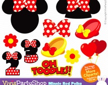 Unique Minnie Mouse Clipart Related Items Etsy