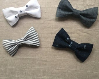 Bow Ties for Little Boys! Multiple prints!
