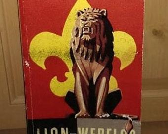 1954 Cub Scout Book