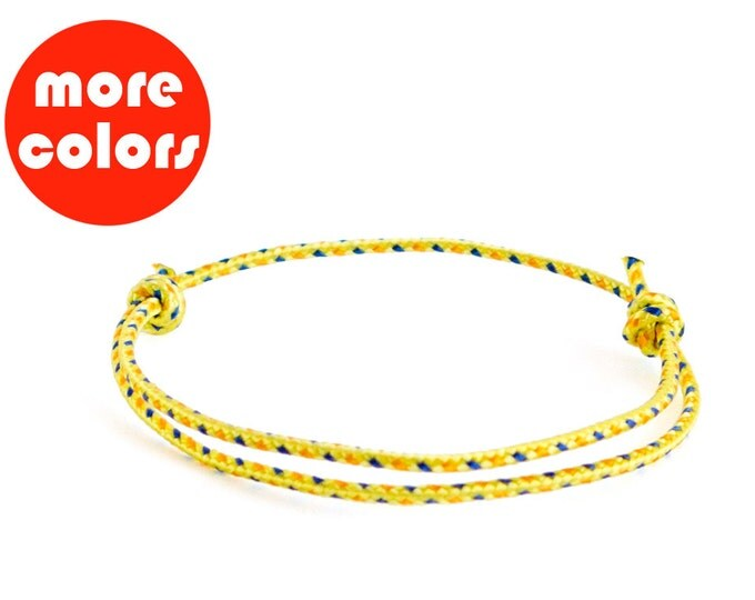 Bracelet Unique Gifts For Men. Mens Gift, Mens Anchor Bracelet. Mens Summer Style