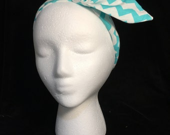 Rockabilly Retro Headwrap