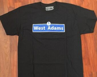 West Adams Distric custom design