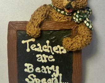 Teachers are Beary Special Magnet