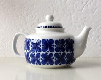 Rorstrand Mon Amie teapot Marianne Westman Sweden