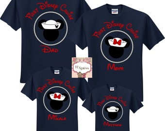 First Disney Cruise Tshirt, Disney Vacation Tshirt, Disney Cruise Tshirt, Disney Cruise Shirt, Disney Cruise, Mickey Mouse, Minnie Mouse