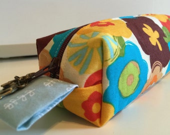 Flower Pencil Pouch