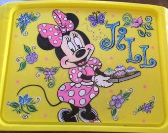 Minnie Activity Tray