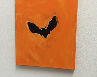 Cool Bat Painting (made by child)