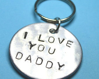 Father gift for Christmas gift, Dad gift, Daddy gift, Fathers day gift,Gift for farther, gift for dad,,Dad gifts,Daddy keyring,Dad keyring