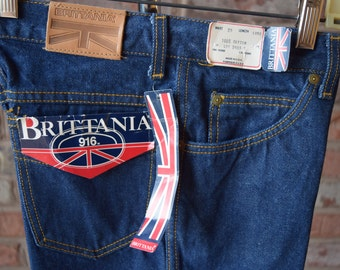 HIGH WAISTED Jeans Brittania Jeans