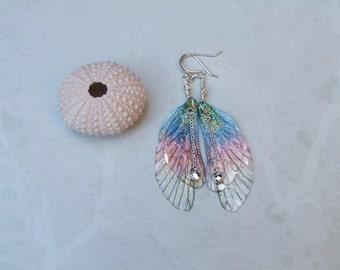 Fairy Wing Earrings Fairy Jewellery Boho Jewellery