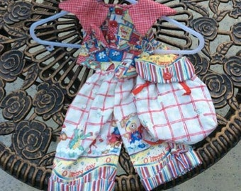 Jumper Set with Matching Backpack