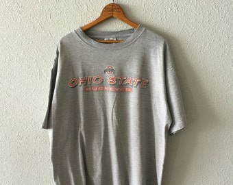 1990's Vintage Ohio State Buckeyes T Shirt