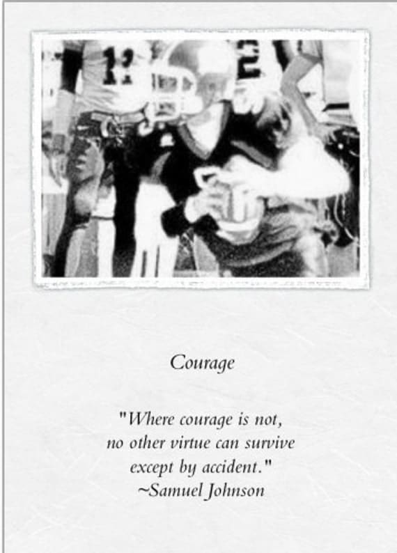 Courage (H)