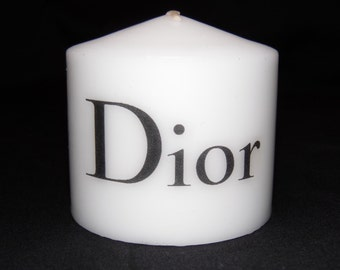 Dior Inspired Candle